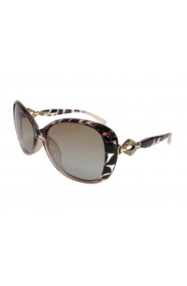 LOOPES 1466 LEOPARD gradient light brown