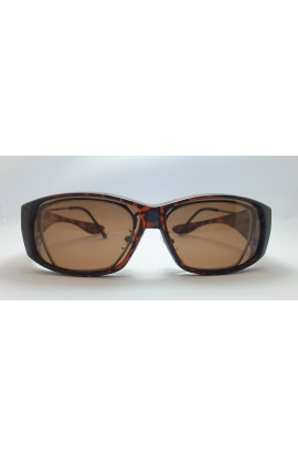 LOOPES FIT OVER 7171 LEOPARD brown