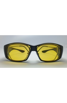 LOOPES FIT OVER 7171 COAL yellow